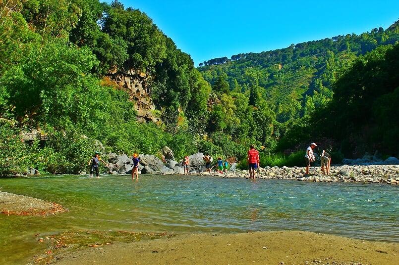 Escursione Etna Alcantara