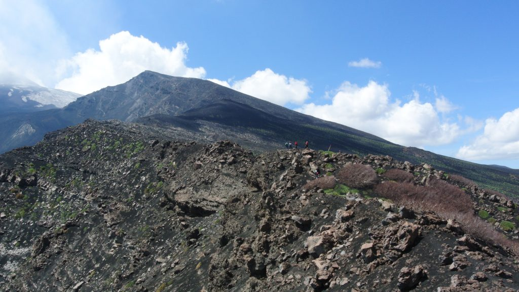 Mt Etna hiking full day tour