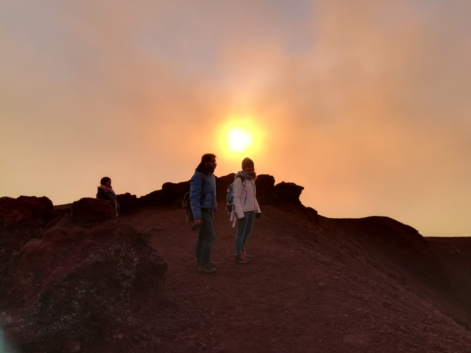 etna sunset excursion