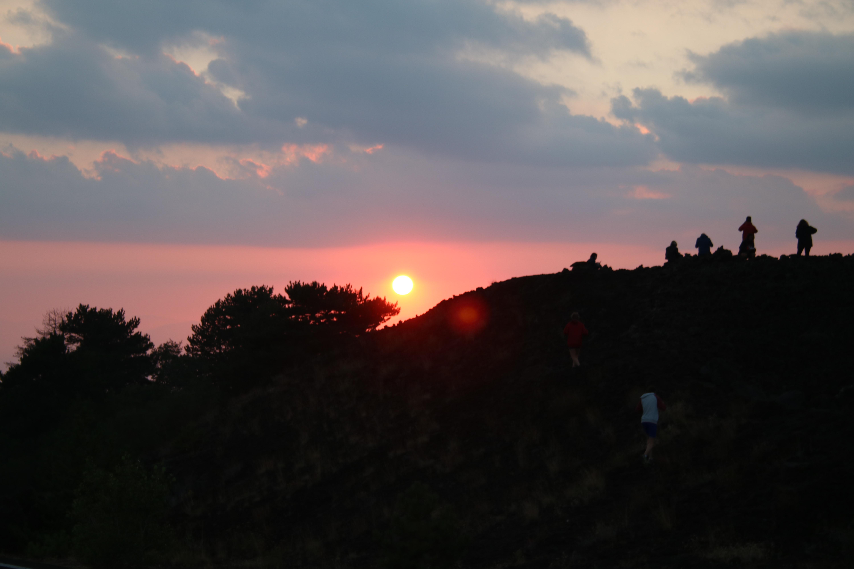 Mt Etna Sunset Tour