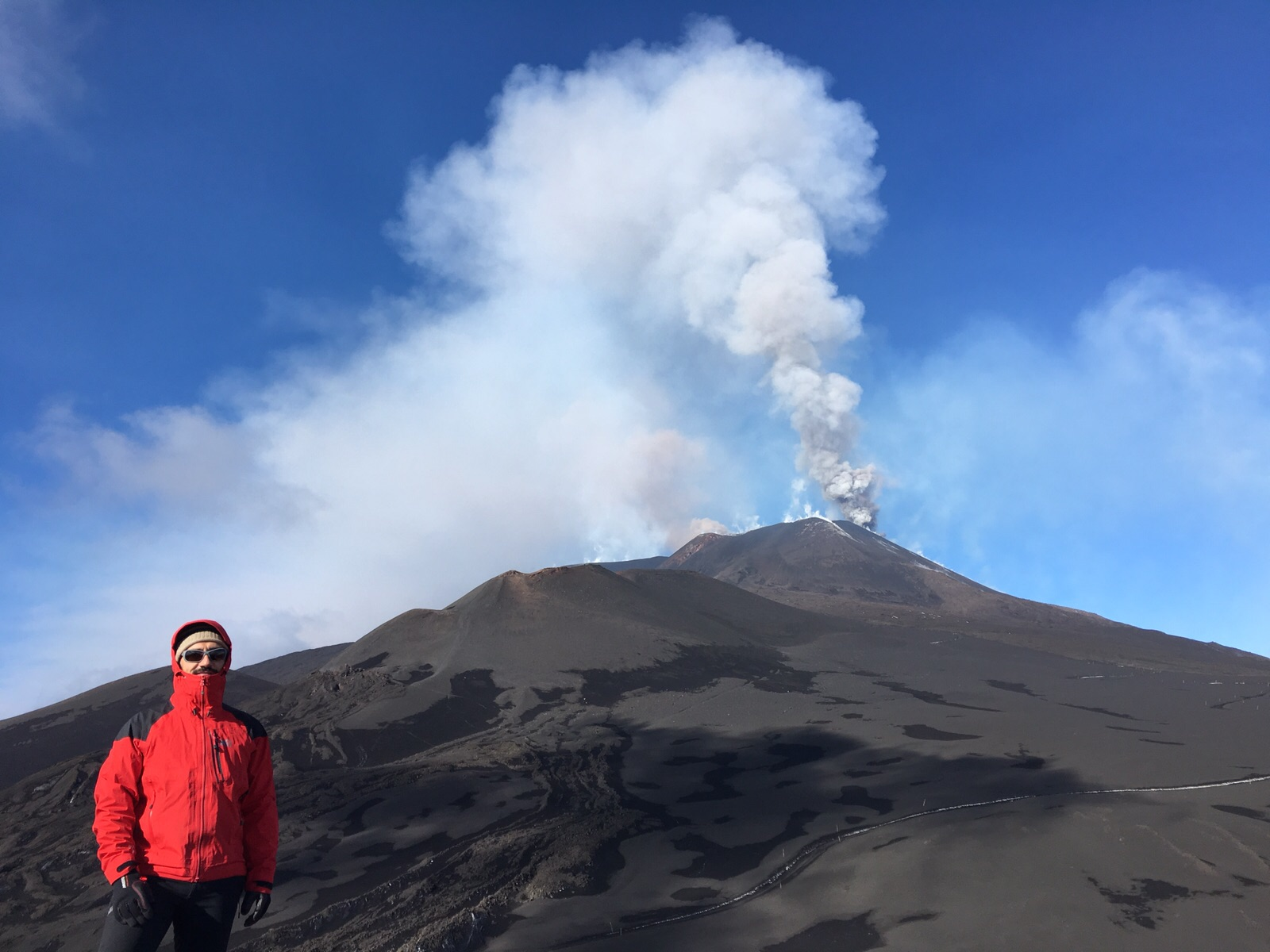 Mt Etna Summit Easy Tour