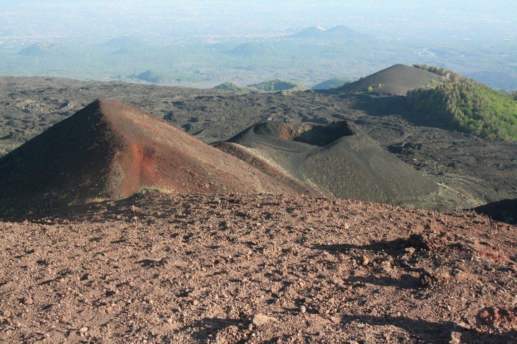Tour on Mt Etna suitable for children