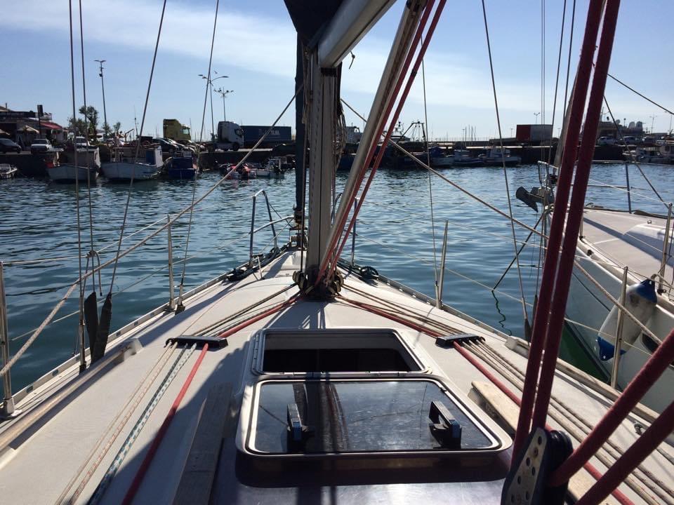gita in barca catania