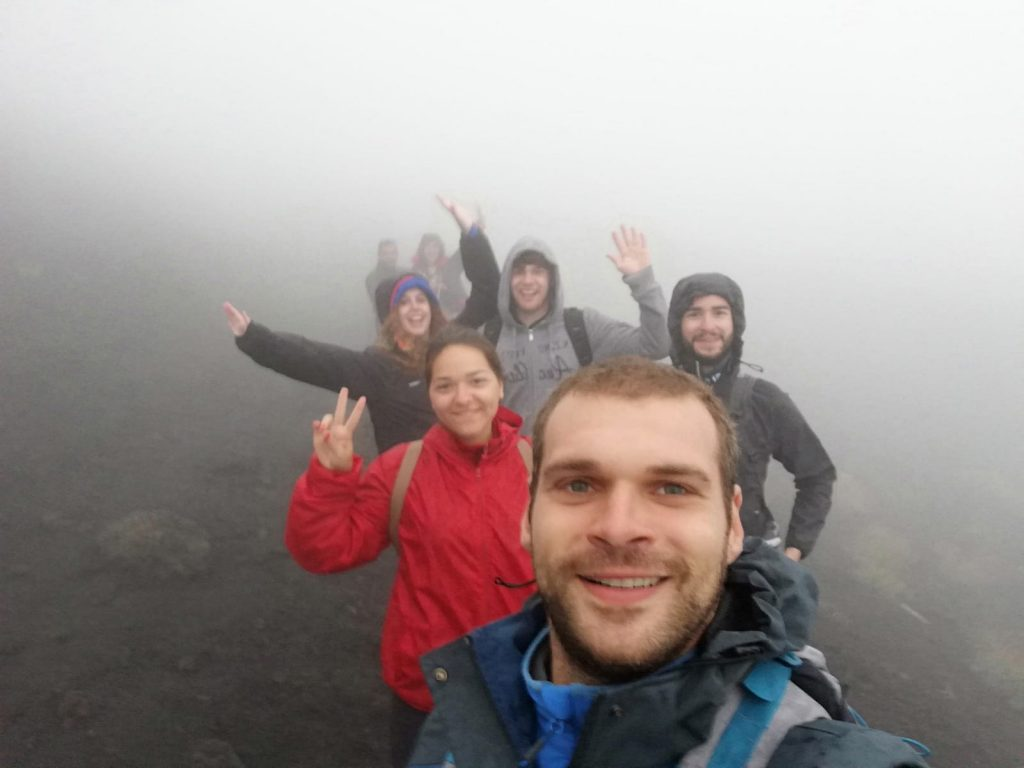 etna tour with a guide