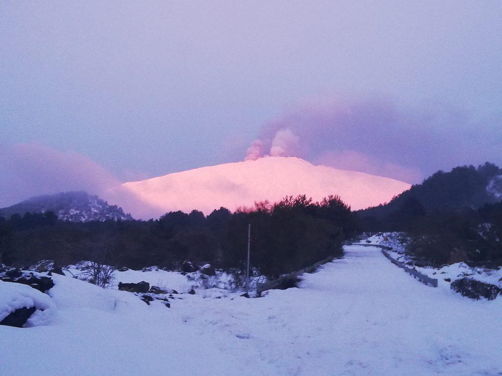 clima Etna