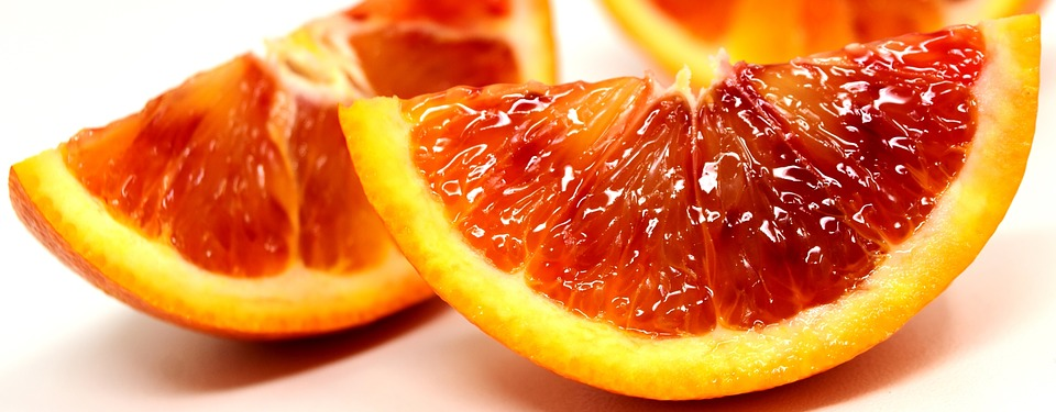 red oranges from Sicily