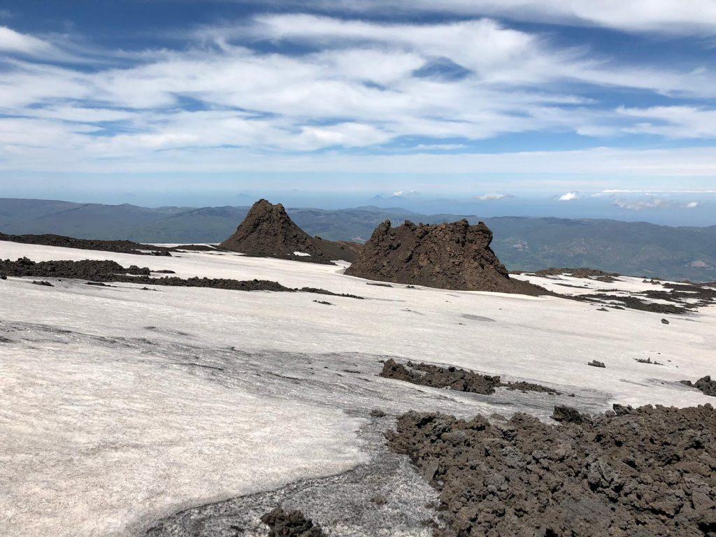 paysage de l'Etna
