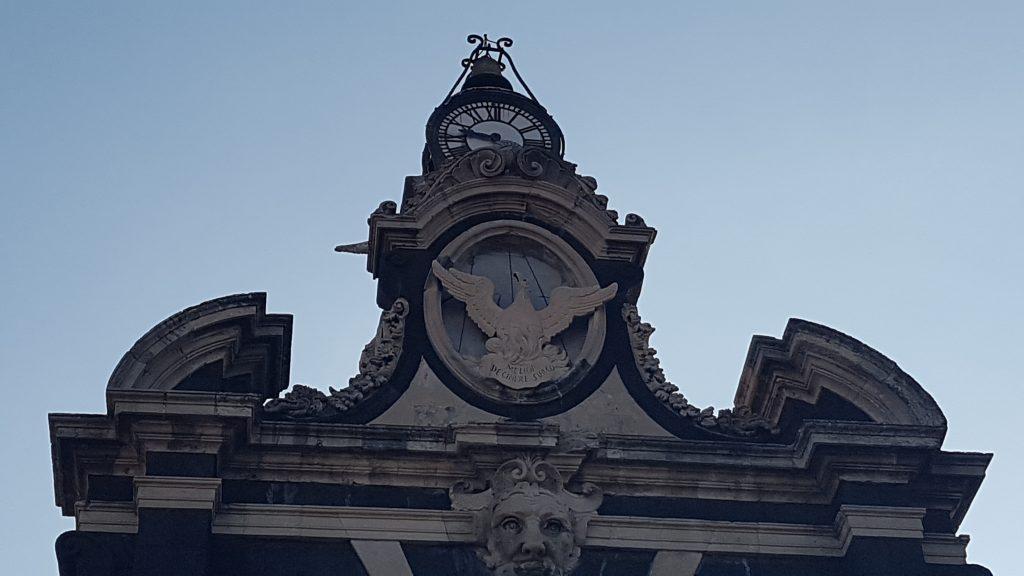 Porta Garibaldi e la fenice