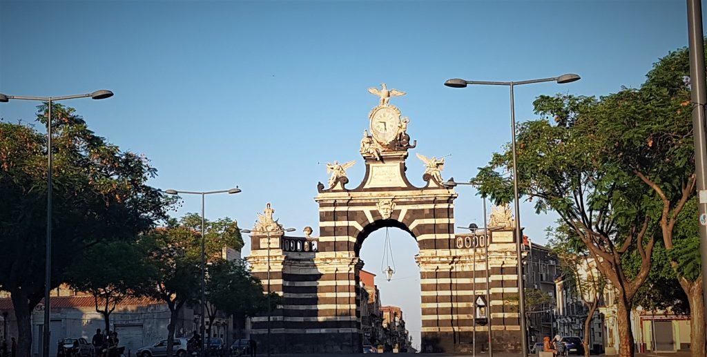 Piazza Palestro e Porta Garibaldi