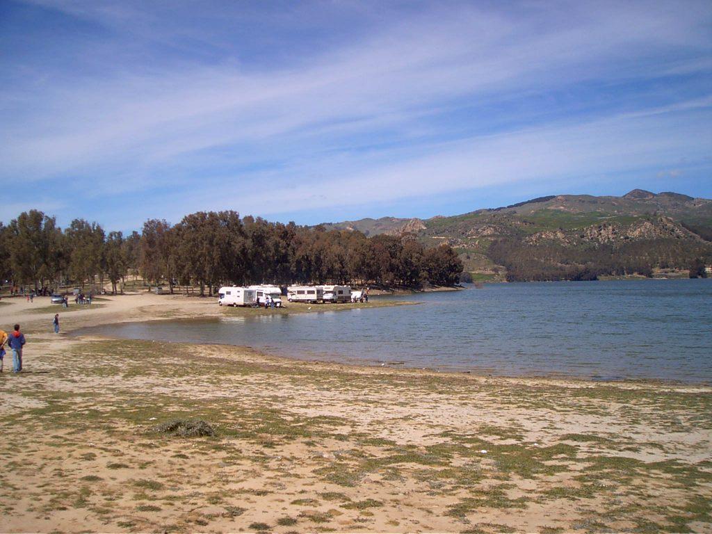 Pozzillo lake